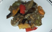 Lentil And Mixed Vegetables