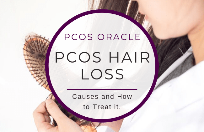 Pcos Hair Loss Banner Pcos Oracle