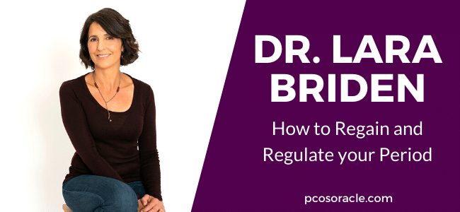 Dr. Lara Briden regain your period ep.40