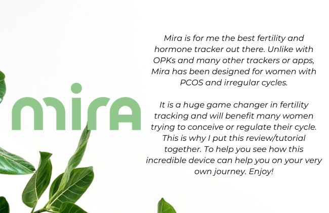 Mira Review summary banner