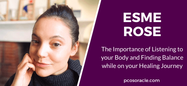 Esme Rose Esme Rose The Importance of Listening to your Body and Finding Balance while on your Healing Journey